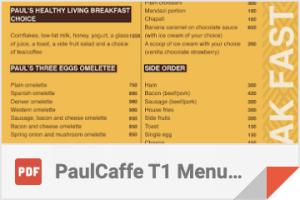 Download full menu